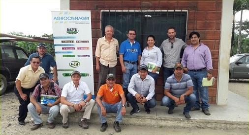 BioCAB en Ecuador 2016