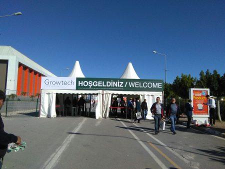 Visita a Growtech Eurasia 2017